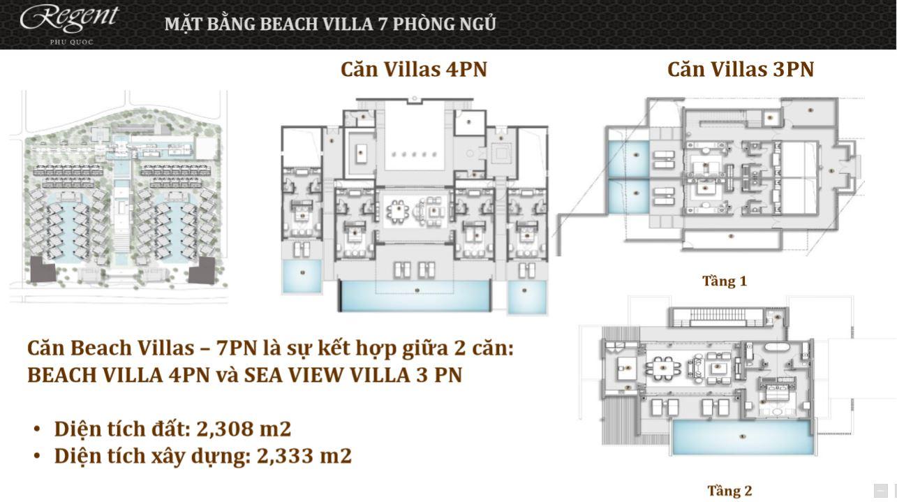 Beach Villas 7PN regent-phuquoc.com regent phú quốc REGENT PHU QUOC RESIDENCES || Trang chính thức dự án Regent Residences Phú Quốc Beach Villas 7PN regent phuquoc
