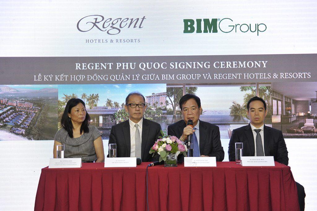 villas-regent-phu-quoc regent phu quoc Lễ ký kết quản lý giữa Bim Group và Regent Hotel & Resort villas regent phu quoc 1024x681